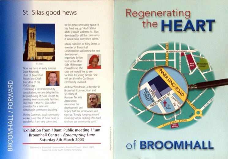 Regenerating Broomhall: 2003 | Photo: Broomhall Park Association (BPA)