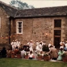 Broom Hall event ~ 1978 | Photo: BPA