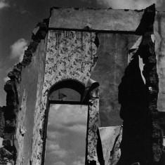 Demolition of Broomhall Place. 1970s   Photo: BPA