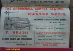 Carpet Beating Works: 1901