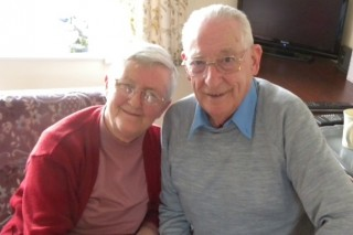 Malcolm and Josie Moore discuss changes to Broomhall.
