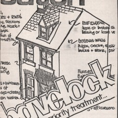 Cover of the November 1976 edition of Catch Newspaper. November 1976 | Photo: Broomhall Centre