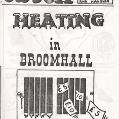 Cover of the October 1978 edition of Catch Newspaper. October 1978 | Photo: Broomhall Centre