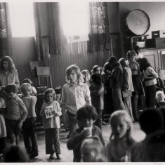 Children's activities. 1970s | Photo: Our Broomhall