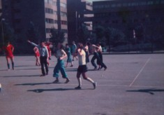Ladies Football near Broomhall Flats