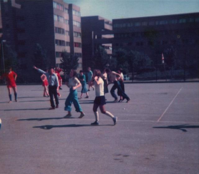 Ladies football. 1970s | Photo: Our Broomhall