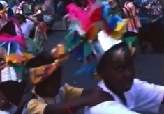 Broomhall Carnival 1993 video: Procession Pt 2