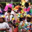 Broomhall Carnival 1993 video: Procession Pt 1