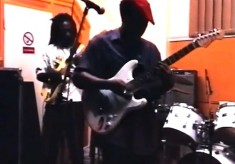 Broomhall Carnival 1993 video: Reggae band at Broomhall Centre
