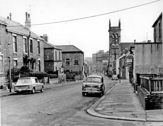 Broomhall Street. 31 January 1967 | Photo: SALS PSs13864 & H. Ainscough