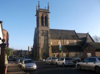 St Silas Church, Broomhall Street. August 2014 | Photo: Our Broomhall
