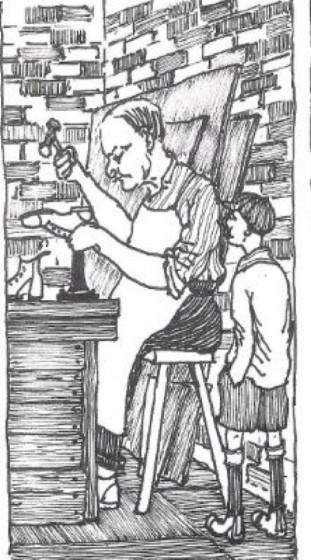 Cobbler illustration taken from