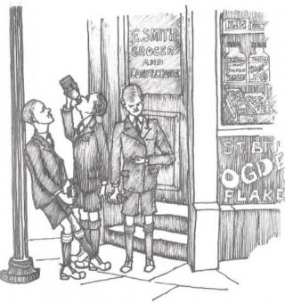 Whitsun illustration taken from