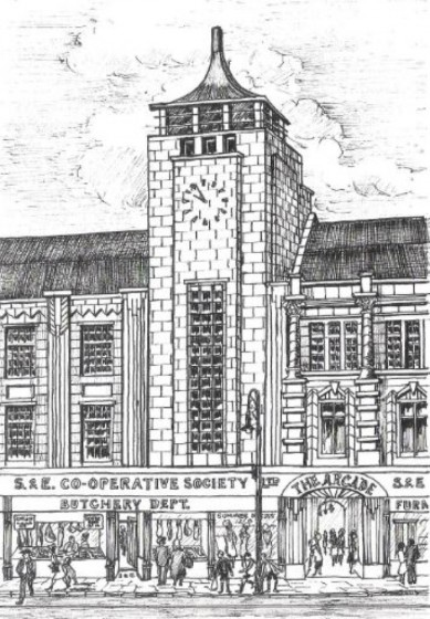 Illustration of the Co-op taken from