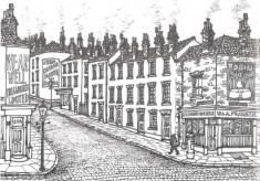 George Cunningham: Streets of Broomhall ~ Part 2