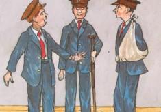 George Cunningham: School Life ~ Part 4