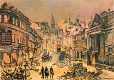 George Cunningham: Second World War in Broomhall ~ Part 8