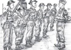 George Cunningham: Second World War in Broomhall ~ Part 15