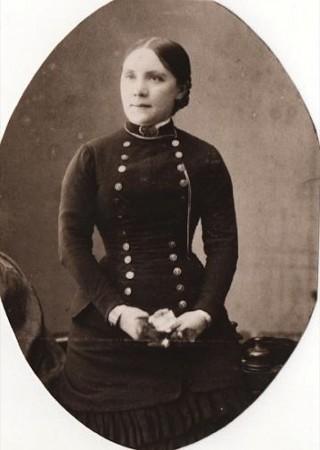 Mary Barringer. Unknown year | Photo: Pamela Jackson