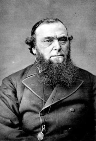 Robert Stainton. 1875 | Photo: Jenny Clark