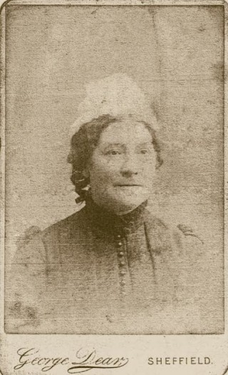 Eliza Hayton Stainton. Unknown year | Photo: Jenny Clark