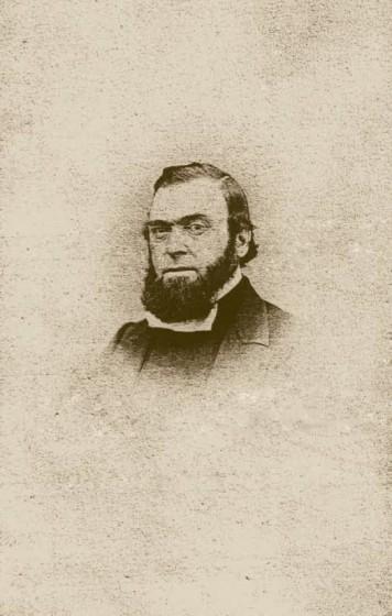 Robert Stainton. Unknown year | Photo: Jenny Clark