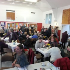 Down Memory Lane Event. March 2014   Photo: Our Broomhall