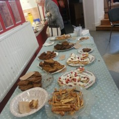Cakes at the Down memory Lane event. March 2014 | Photo: Our Broomhall