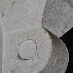 St Silas Building Recording day – stonework. April 2014 | Photo: Our Broomhall