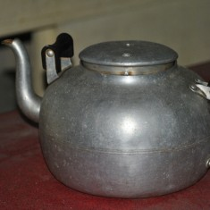 St Silas Building Recording day – teapot. April 2014 | Photo: Our Broomhall