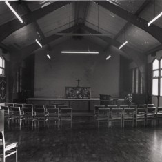 Hanover Methodist church. 1992 | Photo: Broomhall Centre