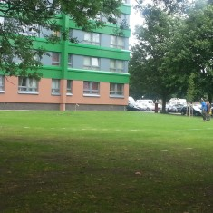 Geophysics event at the TARA funday. July 2013 | Photo: Our Broomhall