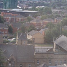 Springfield Estate from West One Plaza. 2014 | Photo: Our Broomhall
