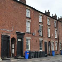 Milton Street buildings. August 2014   Photo: Our Broomhall