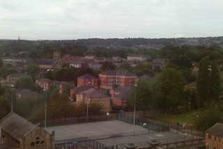 Springfield Estate from West One Plaza. 2014   Photo: Our Broomhall