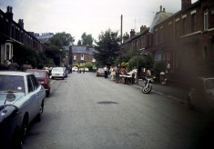 Memories of Havelock Street Party and Local Campaigns