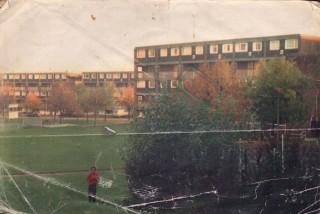 Hanover maisonette flats. 1988 | Photo: Theresa Wright