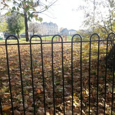 Gell Street Playground. 2014   Photo: Our Broomhall