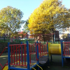 Hanover Flats Playground. 2013 | Photo: Our Broomhall