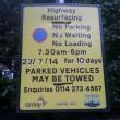 Road Resurfacing in Broomhall