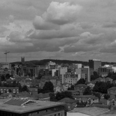 Springfield Estate from the Hanover flats roof. August 2014 | Photo: Jepoy Sotomayor