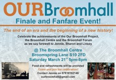 Project Finale Event 2015