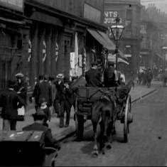 Still from 'Tram Ride through the City of Sheffield' (1902) | Photo: British Film Institute