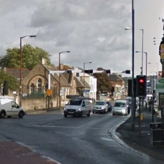 Junction of London Rd and Queens Rd | Photo: Google Streetview