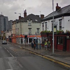 Junction of London Rd and Alderson Rd | Photo: Google Streetview