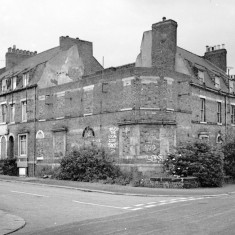 Corner of Havelock St and Havelock Sq. 1981 | Photo: Adrian Wynn