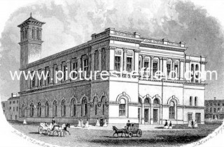 Albert Hall. 15th March 1873 | Photo: SALS