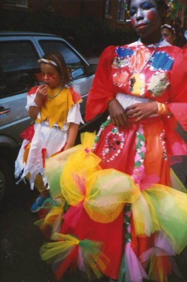 Mavis Hamilton's Carnival Photo Collection