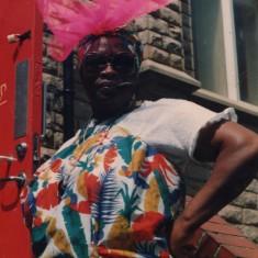 Mavis Hamilton. 1980s   Photo: Mavis Hamilton