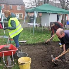 Archaeology Dig. 2015 | Photo: Edward Mace